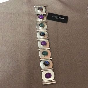 Kenneth Cole stone bracelet
